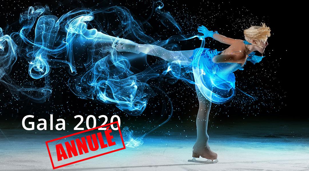 Annulation du gala 2020